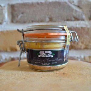 Foie gras de canard entier - Traiteur Bernard Bringel
