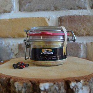 Foie gras de canard entier mi-cuit - Traiteur Bernard Bringel