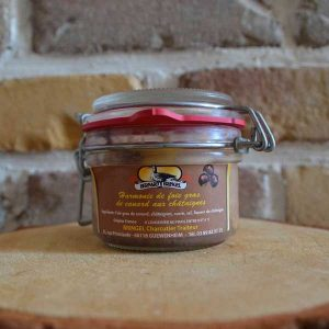 Foie gras de châtaigne - Traiteur Bernard Bringel
