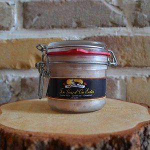 Foie gras d'oie entier - Traiteur Bernard Bringel