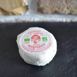 Fromage chèvre frais - Ferme du Bergenbach