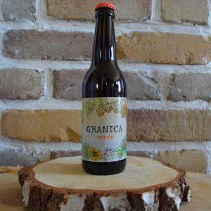 Bière ambrée - Granica