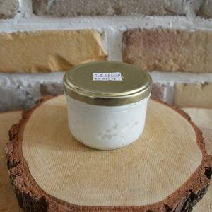 Fromage blanc nature couvercle - Ferme des Dahlias