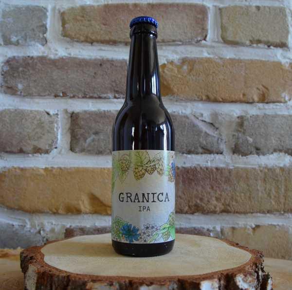 Bière IPA - Granica