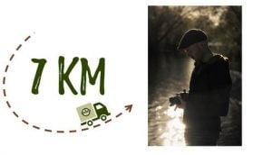 Km + Photo - Fred Photo