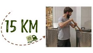 Km + photo - Brasserie du Vallon