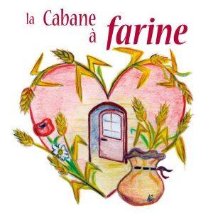 Logo - La cabane à farine