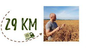 Km + photo - La cabane à farine