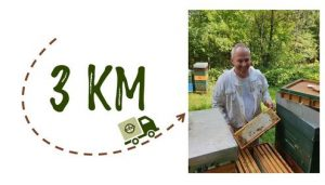 Km + Photo - Rucher du Florival