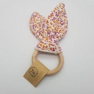 Anneau de dentition jaune - Truff & Co