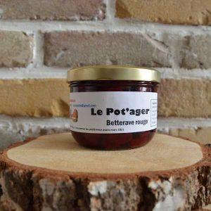 Betterave rouge - La Potassine