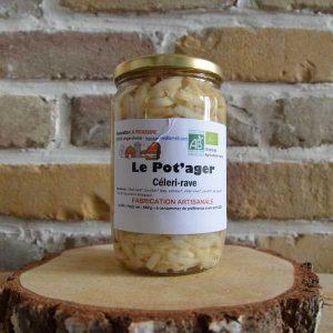 Céleri rave - La Potassine