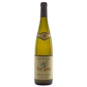 Pinot gris Grand cru Hengst - Maison Paul Gaschy