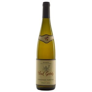 Pinot gris Vendanges Tardives - Maison Paul Gaschy