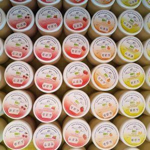 Yaourt fruit - Domaine Krust