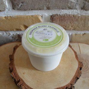 Fromage blanc faisselle - Domaine Krust
