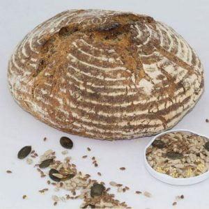 Pain aux graines - Ferme Moyses