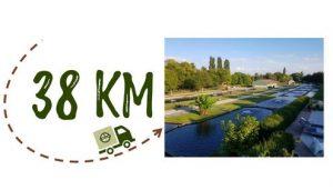Km + Photo - Pisciculture Rein