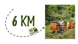 Km + Photo - Rucher du Vieil Armand