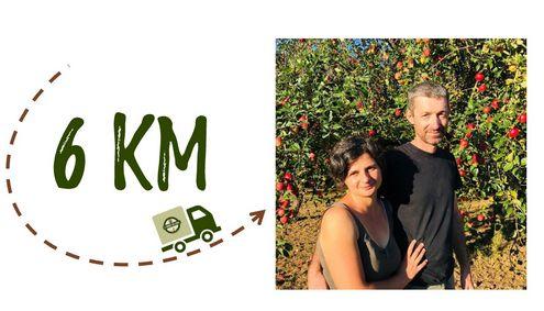 Km + photo - EARL Stelly
