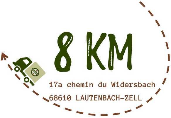 Nombre km - L'escargot du Florival