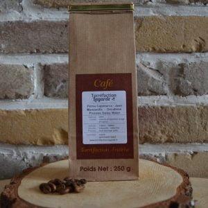 Café décaféiné Pérou - Torréfaction Lagarde