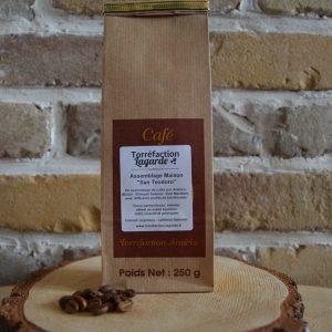 Café assemblage maison - Torréfaction Lagarde