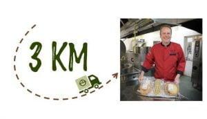 Km + photo - Traiteur Schellenberger