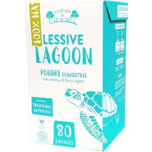 Lessive lagoon - Scheuer & Le Scao