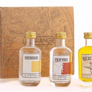 Pack à gin - Distillerie La Grange