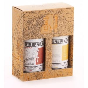 Gin pack duo - Distillerie La Grange