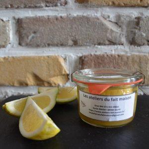 Citrons confits au sel - Les ateliers du fait maison