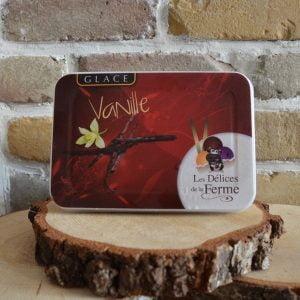 Glace vanille - Les Délices de la Ferme