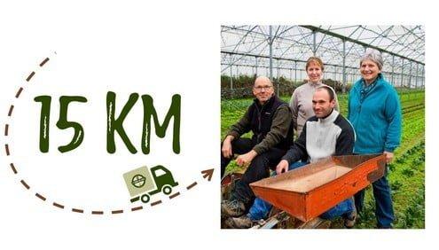 Km + photo - Ferme Koehl