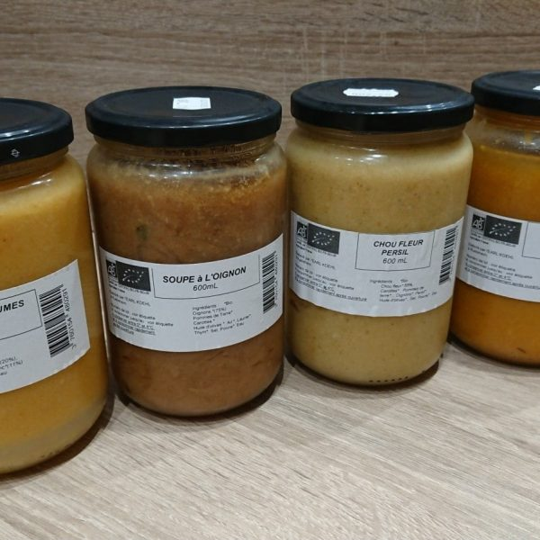 Soupe de légumes - Ferme Koehl