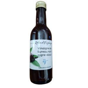 Vinaigre sureau noir - Roland Freyburger