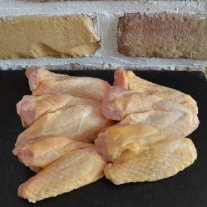 Ailes de poulet - Ferme de la Judenmatt