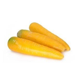 Carottes jaunes