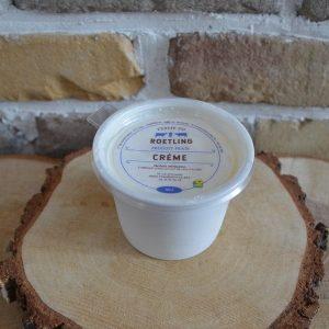 Crème épaisse - Ferme du Roetling
