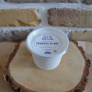 Fromage blanc lisse - Ferme du Roetling