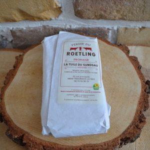Tuile du sundgau emballée - Ferme du Roetling
