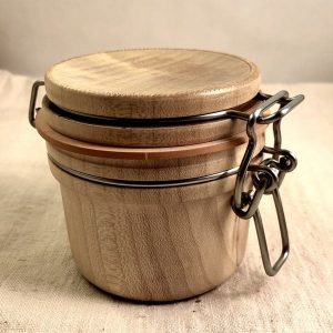 Bocal en bois genièvre - Jean-Michel LEIS
