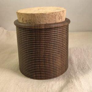 Pot à épice en bois 1 - Jean-Michel Leis