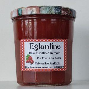 Confiture d'églantine - Sylvie et ses fruits