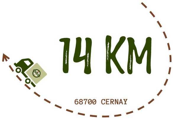 Nombre km - Sylvie et ses fruits