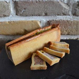 Mini pâté en croute - Elevage des 3P