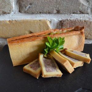 Mini pâté en croûte - Elevage des 3P
