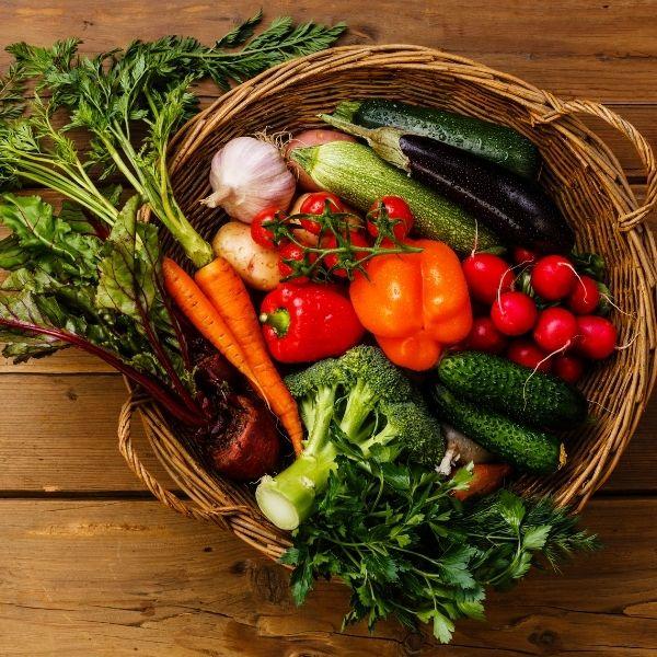 Panier de légumes - Le Forum du Local