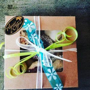 Coffret Florale - Biny's Biscuits