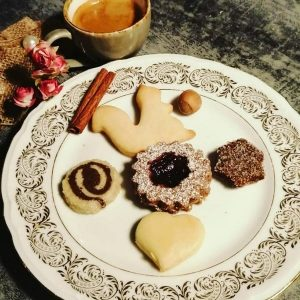 Coffret pause gourmande - Biny's Biscuits
